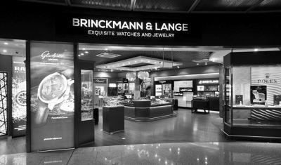 Frankfurt, Flughafen - Terminal 1, A, Ebene 2, Abflughalle A, Transit