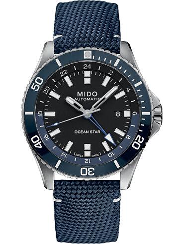 Mido Herrenuhr Ocean Star Captain M0266291705100