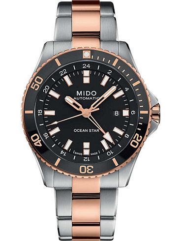 Mido Herrenuhr Ocean Star Captain M0266292205100
