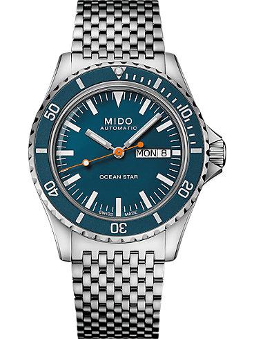 Mido Herrenuhr Ocean Star Captain V M0268301104100