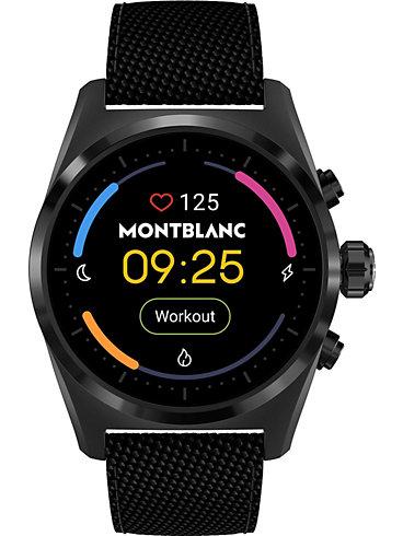 Montblanc Smartwatch Summit Lite 128409