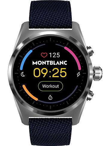 Montblanc Smartwatch Summit Lite 128411