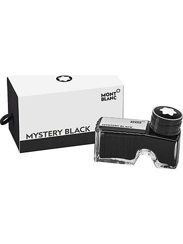 Montblanc Tintenfass, Mystery Black 60ml Tinte 105190