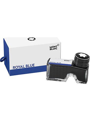Montblanc Tintenfass, Royal Blue 60ml Tinte 105192