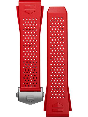 TAG Heuer Kautschukband Uhrenband Für Connected Watch BT6230