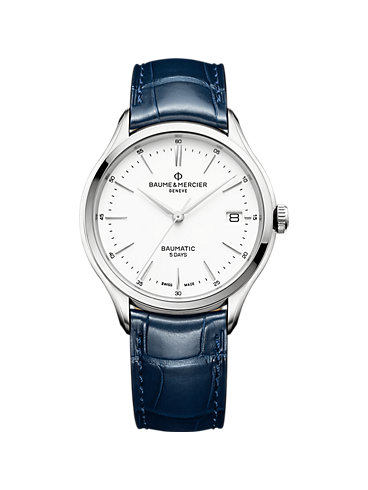 Baume & Mercier Herrenuhr Clifton Baumatic M0A10398