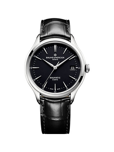 Baume & Mercier Herrenuhr Clifton Baumatic M0A10399