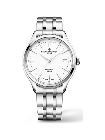 Baume & Mercier Herrenuhr Clifton Baumatic M0A10400