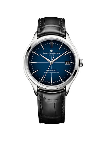 Baume & Mercier Herrenuhr Clifton Baumatic M0A10467