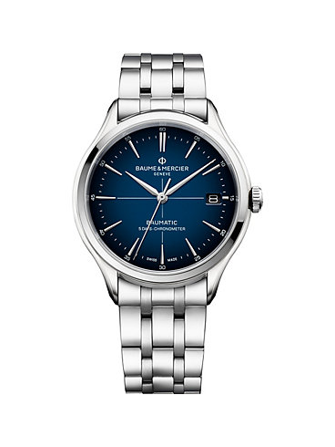 Baume & Mercier Herrenuhr Clifton Baumatic M0A10468