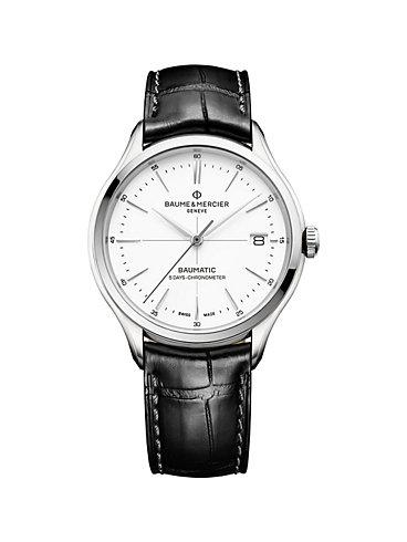 Baume & Mercier Herrenuhr Clifton Baumatic M0A10518