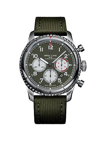 Breitling Chronograph Aviator AB01192A1L1X2