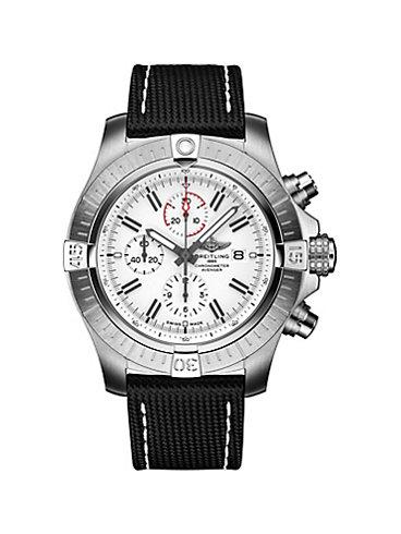Breitling Chronograph Super Avenger Chronograph 48 A133751A1A1X2