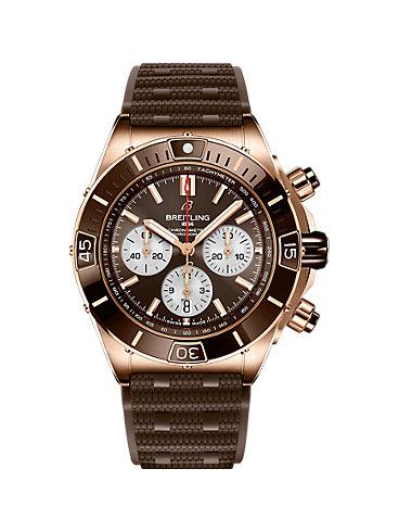 Breitling Chronograph Super Chronomat B01 44 RB0136E3101S1
