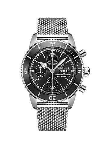 Breitling Chronograph Superocean Héritage II Automatic 42 A13313121B1A1