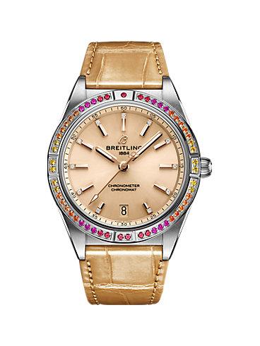 Breitling Damenuhr Chronomat 36 A10380611A1P1