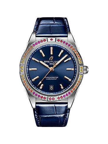 Breitling Damenuhr Chronomat 36 South Sea A10380611C1P1