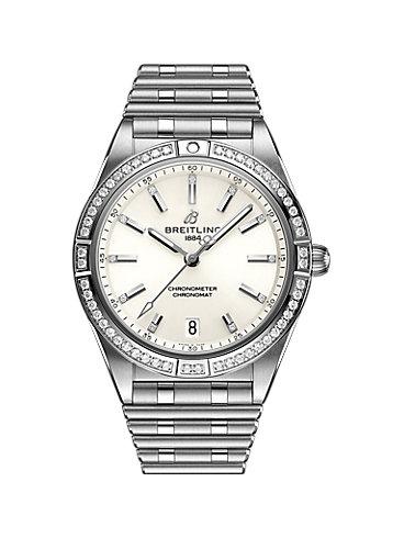 Breitling Damenuhr Chronomat Automatic 36 A10380591A1A1