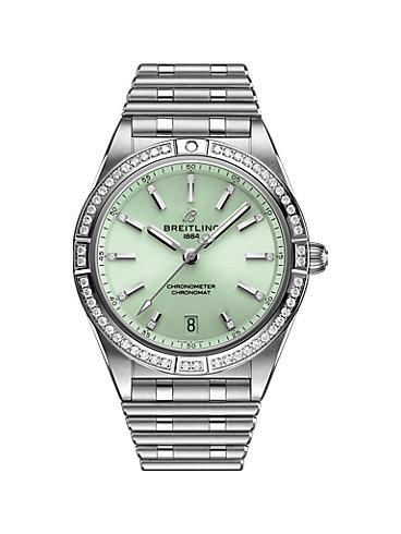 Breitling Damenuhr Chronomat Automatic 36 A10380591L1A1