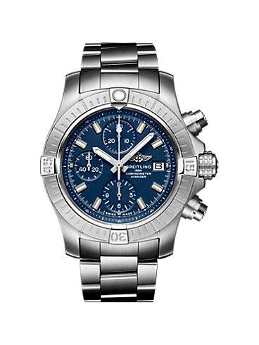 Breitling Herrenuhr Avenger Chronograph 43 A13385101C1A1