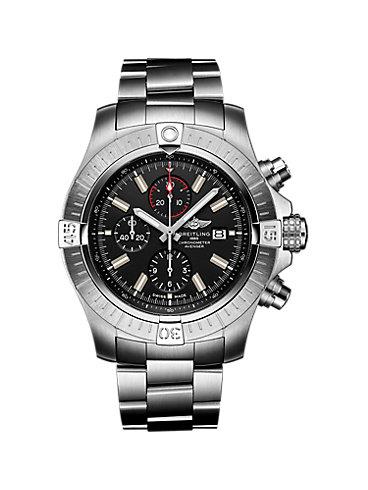 Breitling Herrenuhr Super Avenger Chronograph 48 A13375101B1A1