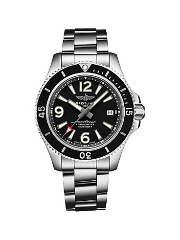Breitling Herrenuhr Superocean Automatic 42 A17366021B1A1