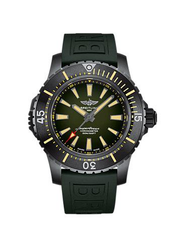Breitling Herrenuhr Superocean Automatic 48 Titan V17369241L1S2