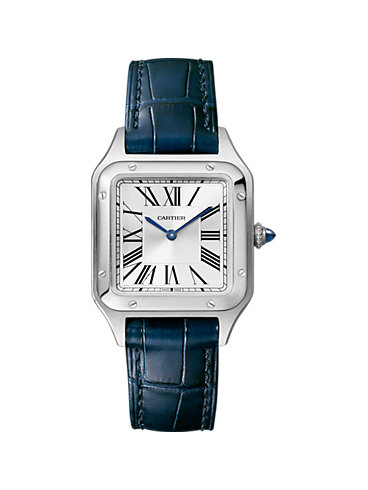 Cartier Damenuhr Santos de Cartier WSSA0023