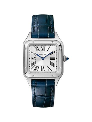 Cartier Damenuhr Santos-Dumont WSSA0023