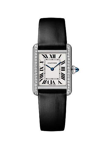 Cartier Damenuhr Tank Must de Cartier Must de Cartier W4TA0016