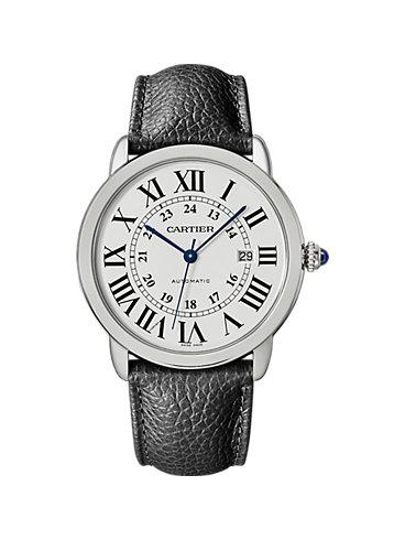 Cartier Herrenuhr Ronde de Cartier WSRN0022