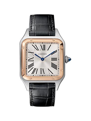 Cartier Herrenuhr Santos de Cartier W2SA0011