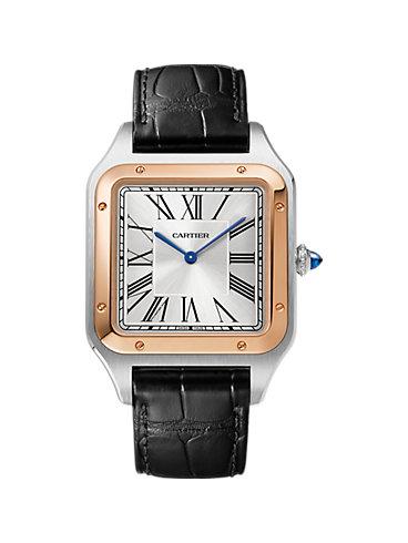 Cartier Herrenuhr Santos de Cartier W2SA0017