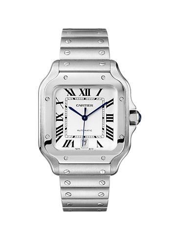 Cartier Herrenuhr Santos de Cartier WSSA0018
