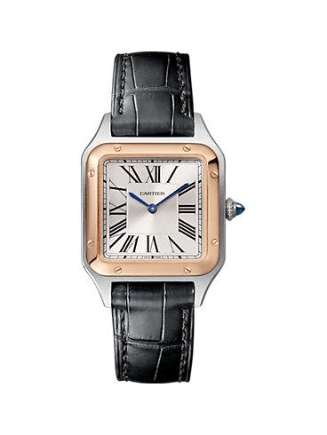Cartier Unisexuhr Santos-Dumont W2SA0012