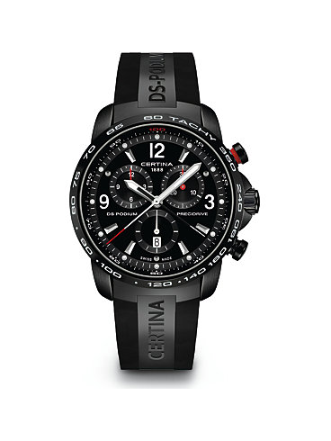 CERTINA DS Podium Chronograph Big Size