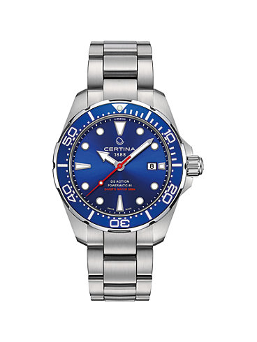 Certina Herrenuhr DS Action Diver Automatic C0324071104100