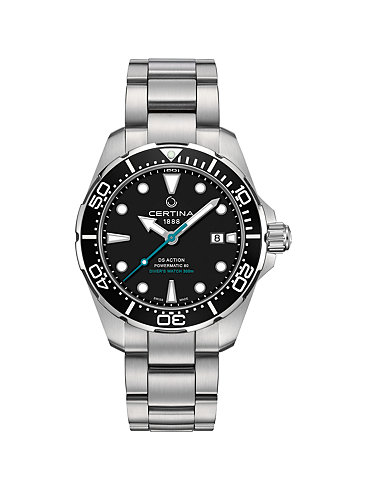 Certina Herrenuhr DS Action Divers Watch C0324071105110