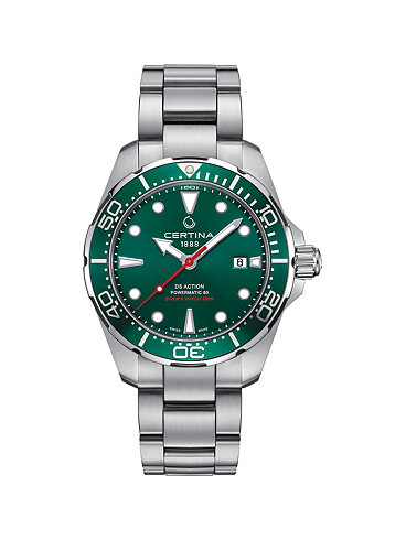 Certina Herrenuhr DS Action Divers Watch C0324071109100