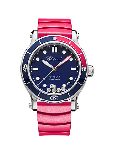 Chopard Damenuhr Happy Sport 278587-3002