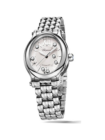 Chopard Damenuhr Happy Sport Oval 278602-3002