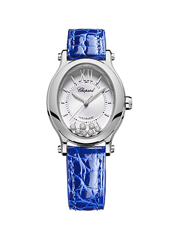 Chopard Damenuhr Happy Sport Ovale 278602-3001