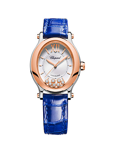 Chopard Damenuhr Happy Sport Ovale 278602-6001