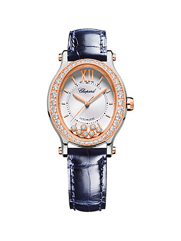 Chopard Damenuhr Happy Sport Ovale 278602-6003