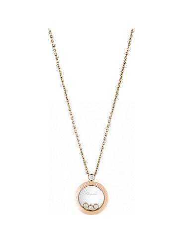 Chopard Kette Happy Diamonds 793929-5201