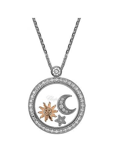 Chopard Kette Happy Diamonds 799434-1401