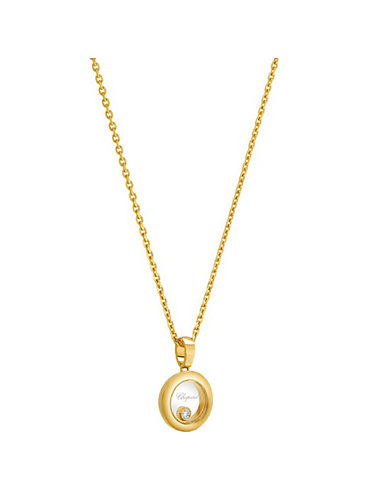 Chopard Kette Happy Diamonds 79A017-0001