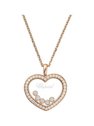Chopard Kette Happy Diamonds 79A039-5201