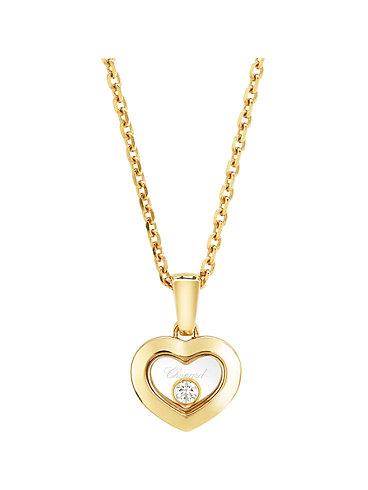 Chopard Kette Happy Diamonds 79A611-0001
