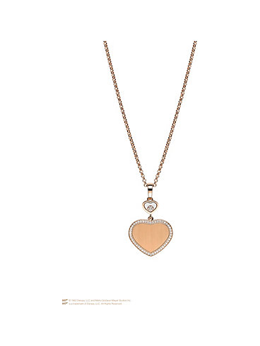 Chopard Kette Happy Hearts 79A007-5921